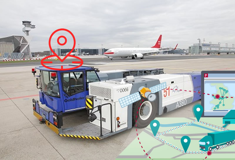 Aviation Vehicle Tracking System