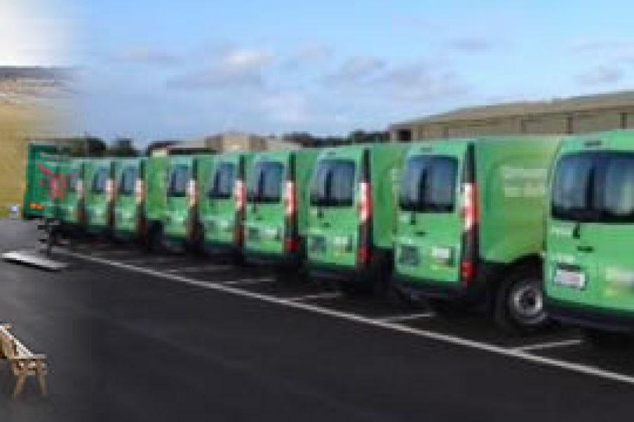 Branding fleet vehicles Benefits & Opportunities