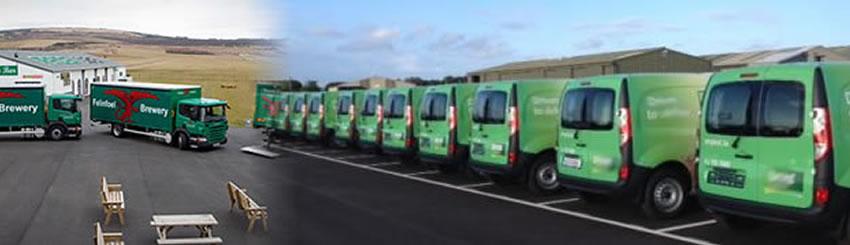 Branding fleet vehicles: Benefits & Opportunities