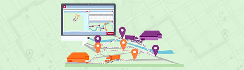 Does route planning and schedule optimization help in improving fleet productivity?