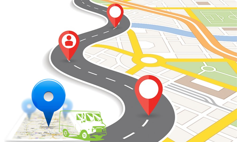 Efficient Fleet Route Optimization with Trinetra wireless