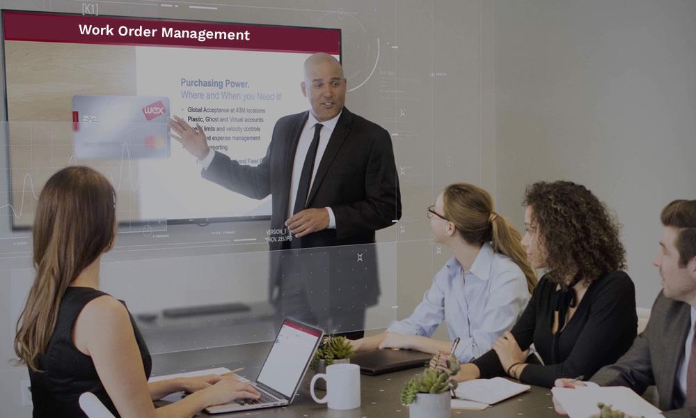 Efficient Work Order Management