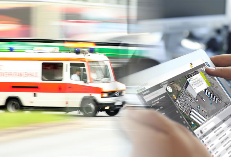 Emergency Vehicle Manufacturer