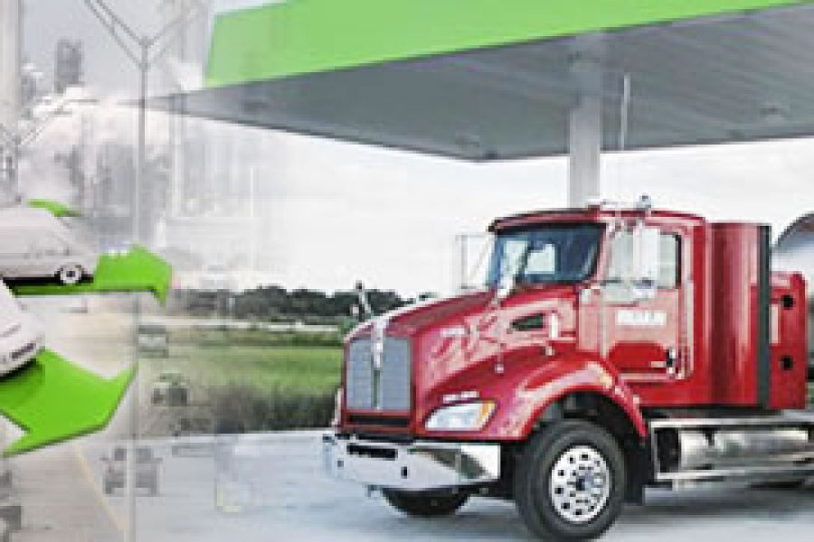 Enhance safety for oil and gas vehicle with GPS tracking system