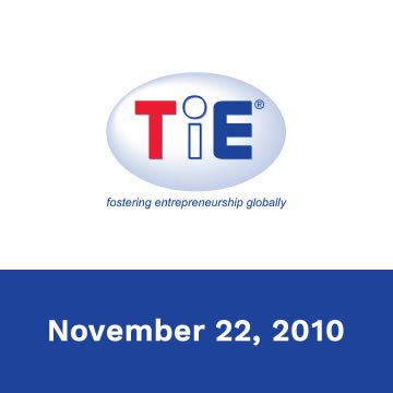 Feather in the Cap – Trinetra Co-sponsors the Launch of TiE Chapter