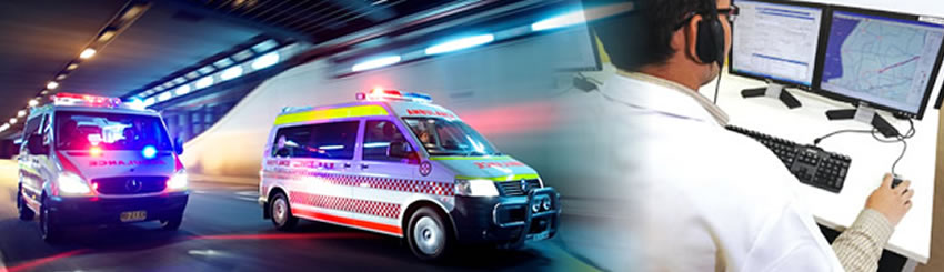 GPS tracking has become essential for ambulance