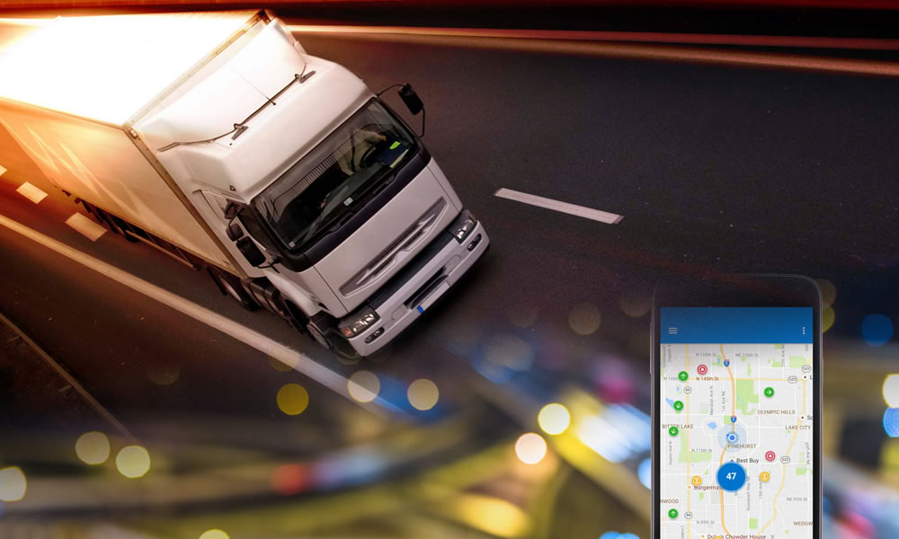 Get Insights of your Fleet with Trinetra Mobile App