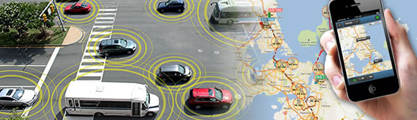 Improve vehicle and driver safety with GPS fleet management system