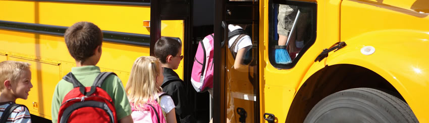 Increase School Bus Safety and optimize routes with GPS tracking system