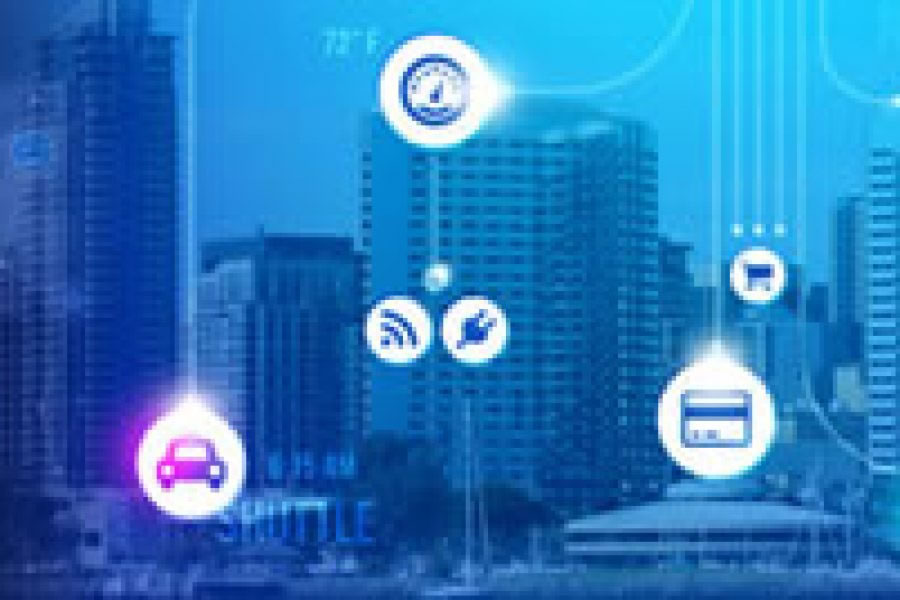 IoT Technology for Developing Smart City