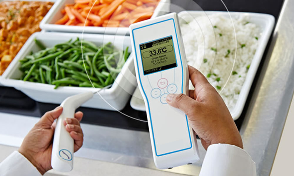 Keep Food safer with Trinetra Temperature monitoring system