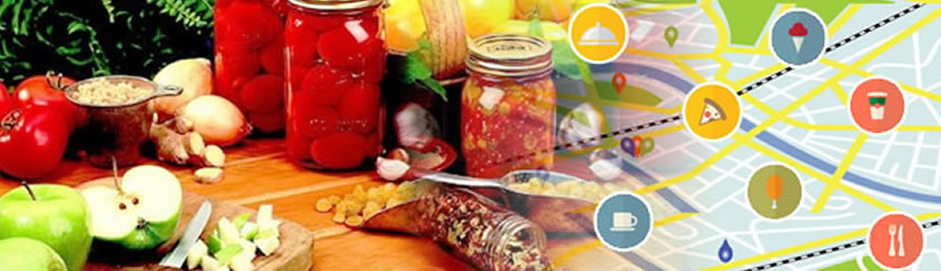 Preserve Food and beverages with GPS tracking system