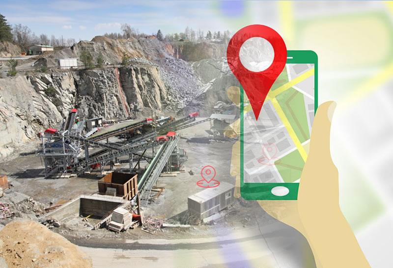 Sand Mining Vehicle Tracking