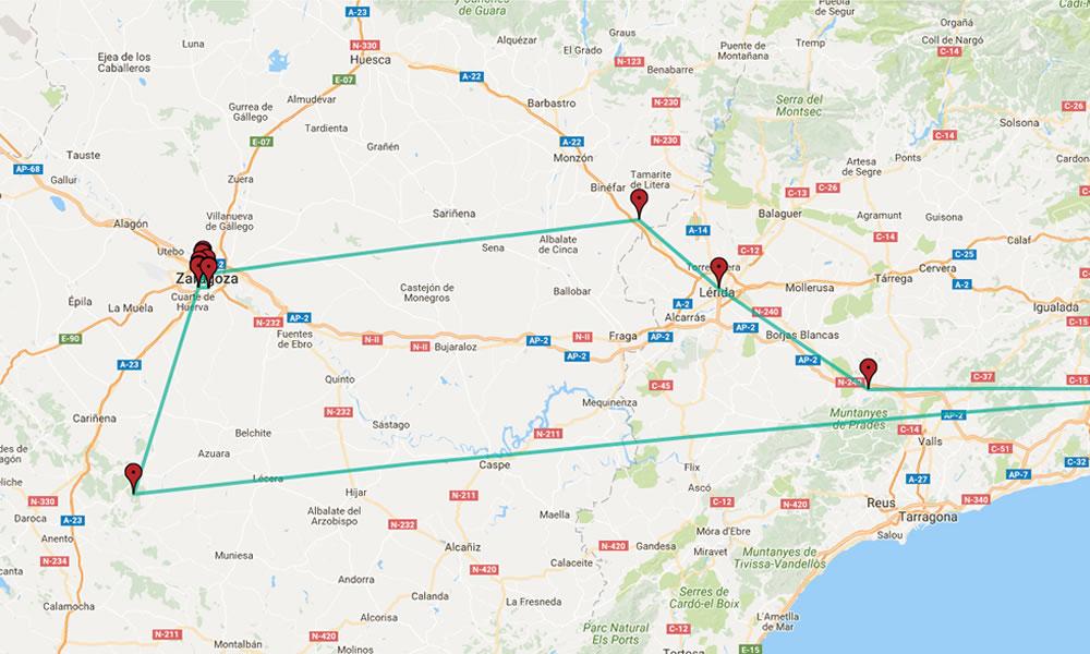 Smart Customer Location Tracker