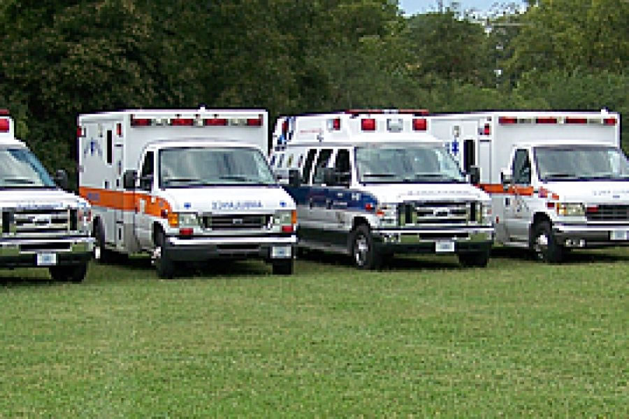 Track Your Ambulances to Save the Victims Life