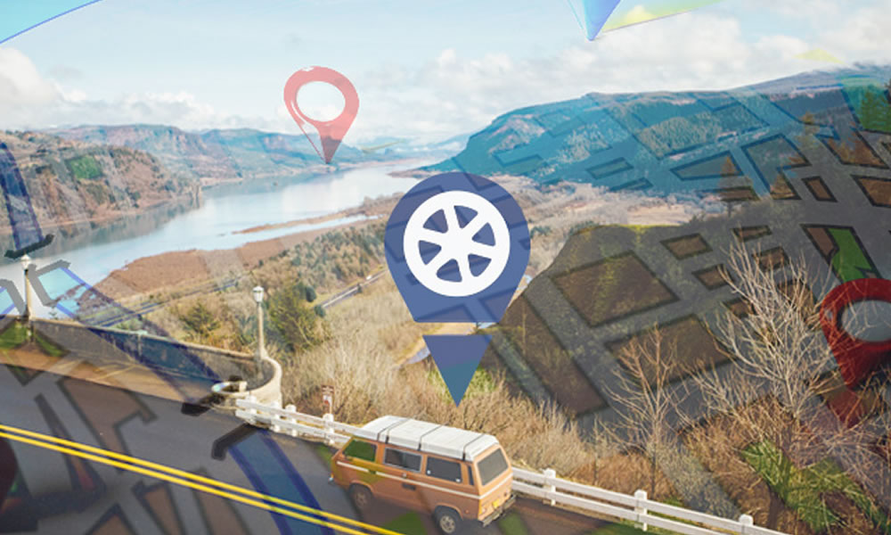 Trinetra's Live vehicle tracking with value added features