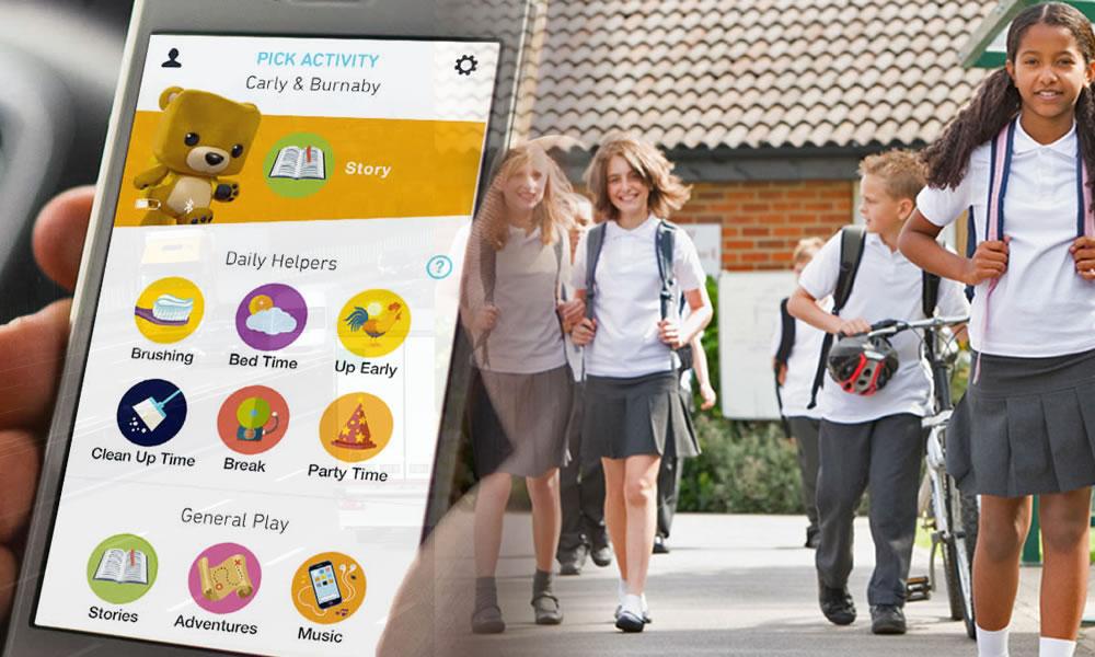 Trinetra's Parent App for Students Management