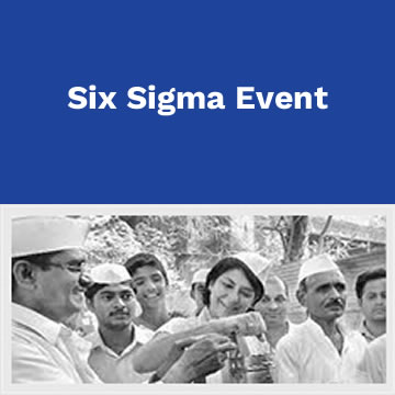 dabbawala six sigma