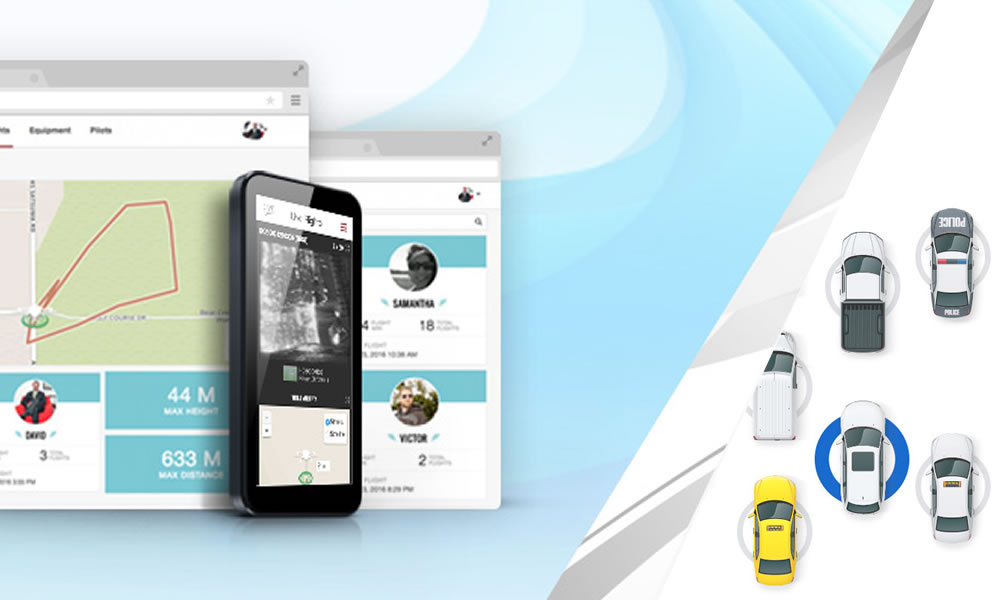 Trinetra Enhanced with Responsive Application Design