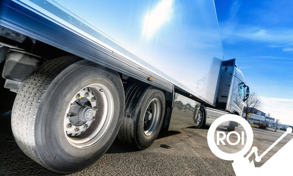Trinetra ensures the ROI for Tyres