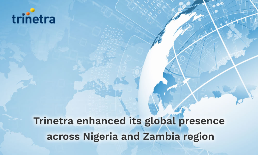 Trinetra expands its solution implementation
