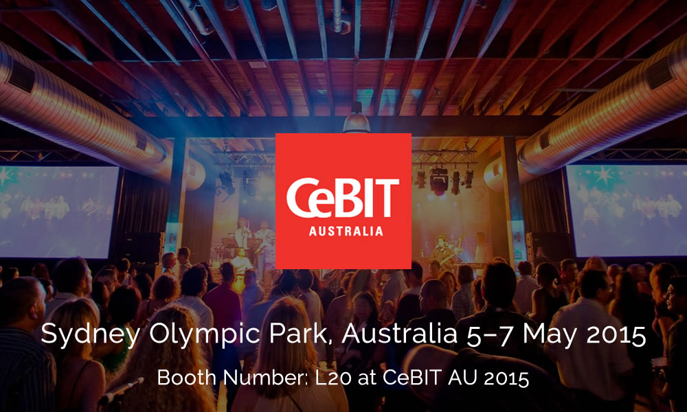 Trinetra Gears Up for CeBIT 2015 Australia