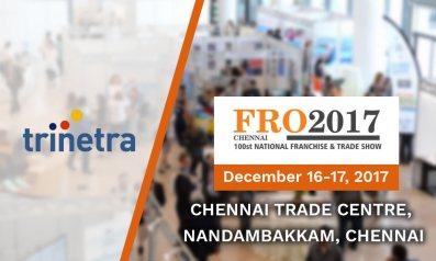 Trinetra Participates in FRO-2017, Chennai