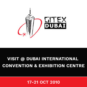 Trinetra Participates In GITEX 2010 Technology Week, Dubai