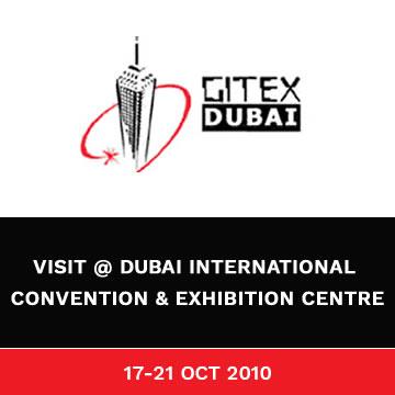 Trinetra Participates In GITEX 2010 Technology Week, Dubai