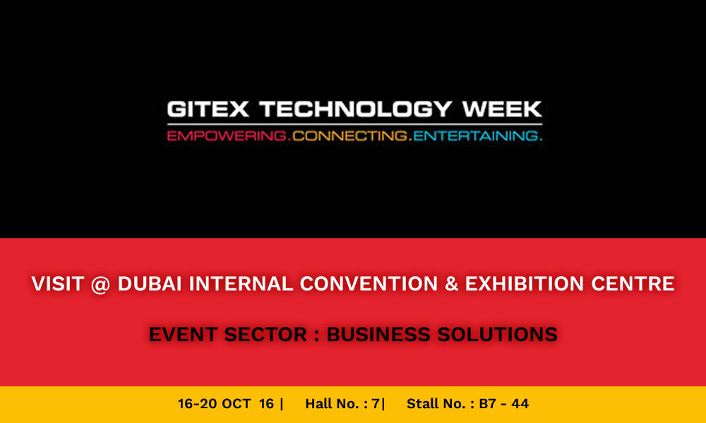 Trinetra Participates In GITEX 2016 For The 8th Consecutive Year In Dubai