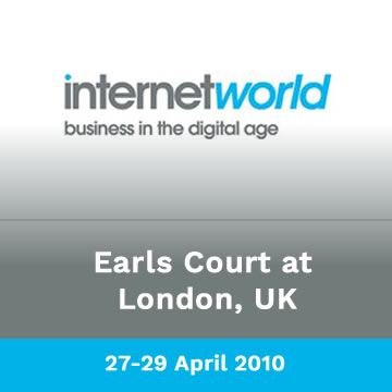 Trinetra Participates In Internet World 2010 At Earls Court, London, UK