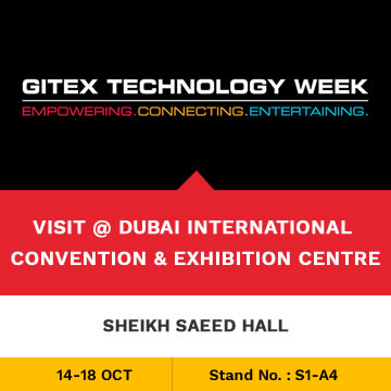 Trinetra Participates in GITEX 2012 Technology Week, Dubai