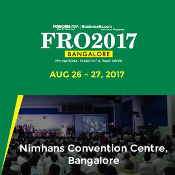 Trinetra Showcased In FRO-2017, Bangalore