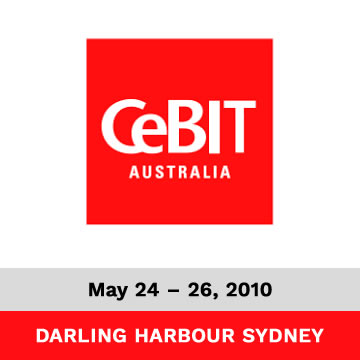 Trinetra Wireless Participates In CeBIT 2010 At Darling Harbour, Sydney, Australia