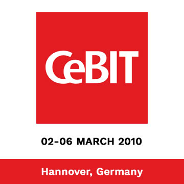 Trinetra Wireless Participates In CeBIT 2010 At Hannover, Germany