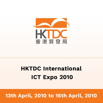 Trinetra Wireless Participates In HKTDC International ICT Expo 2010, Hong Kong