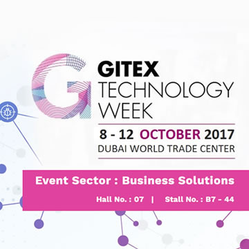 Trinetra participates in GITEX 2017 for the 9th Consecutive Year in Dubai