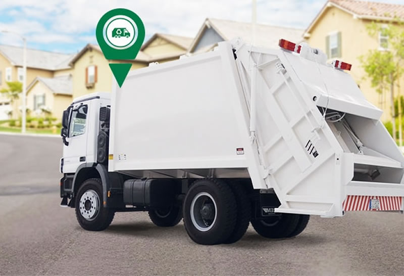 Waste Management Vehicle Tracking