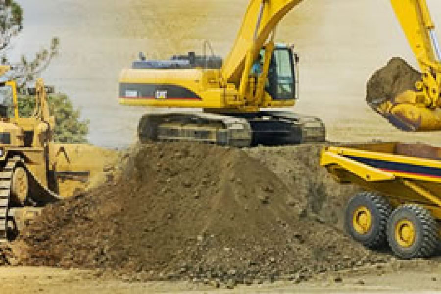 Ways how construction vehicles can benefit from GPS Tracking