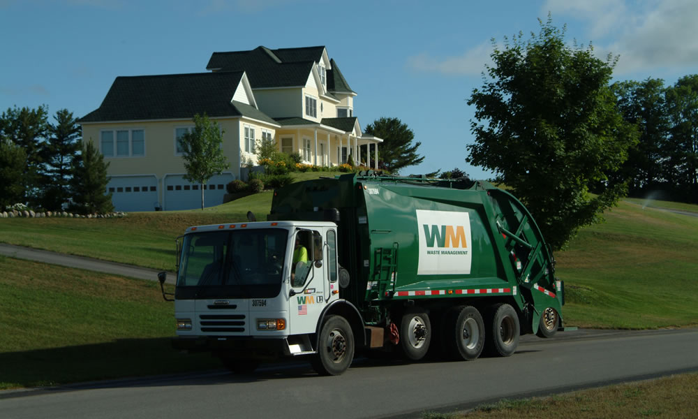 GPS Vehicle Tracking Solution for Waste Management Industry