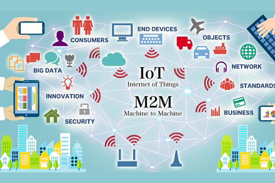 M2M to IoT Transformation