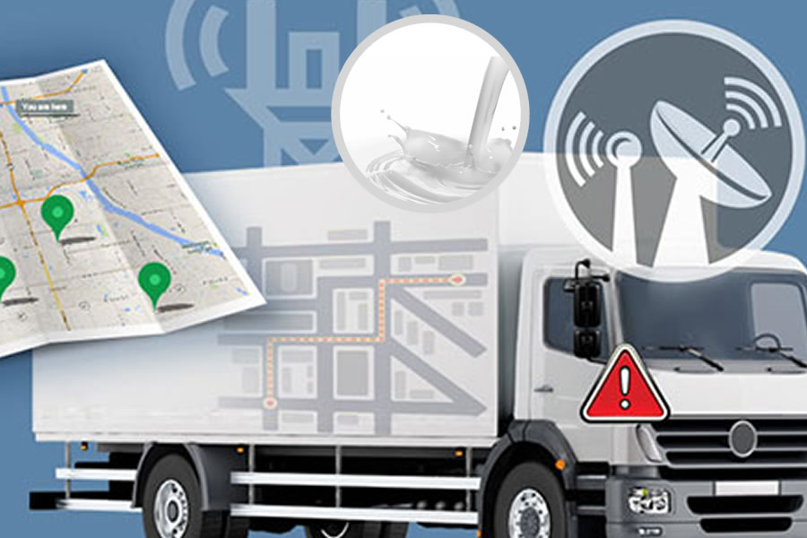 Food products transportation vehicle Tracking: Significance and Benefits