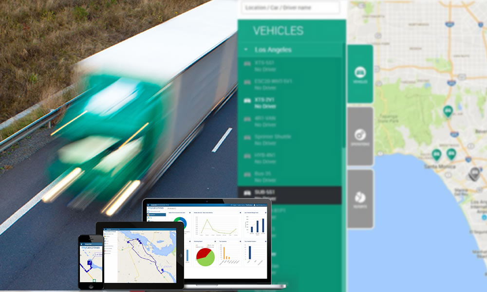 Trinetra' Improved telematics software – Save your strategic data