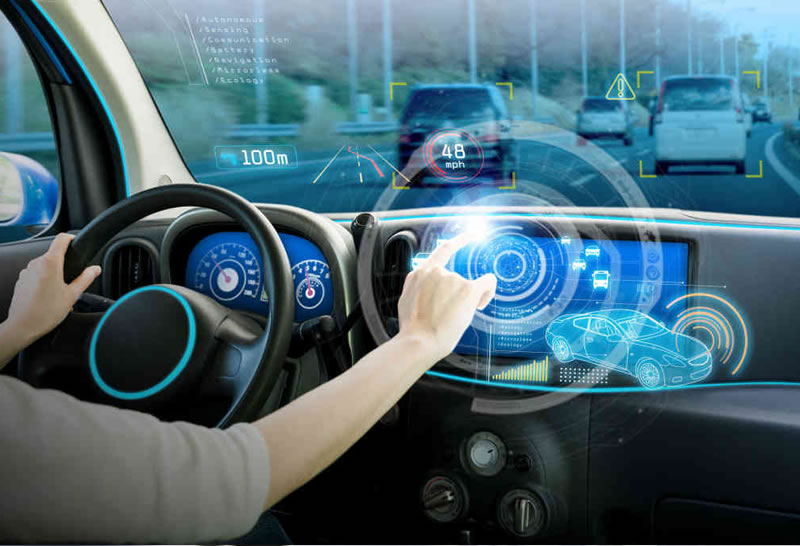 Connected vehicles and IOT, fast becoming a reality