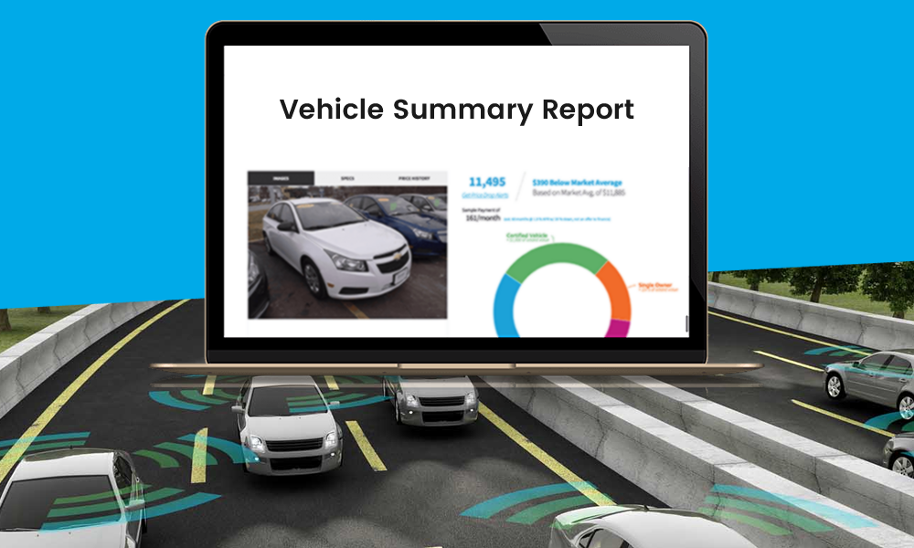 Efficient vehicle summary reports with complete information improves operations