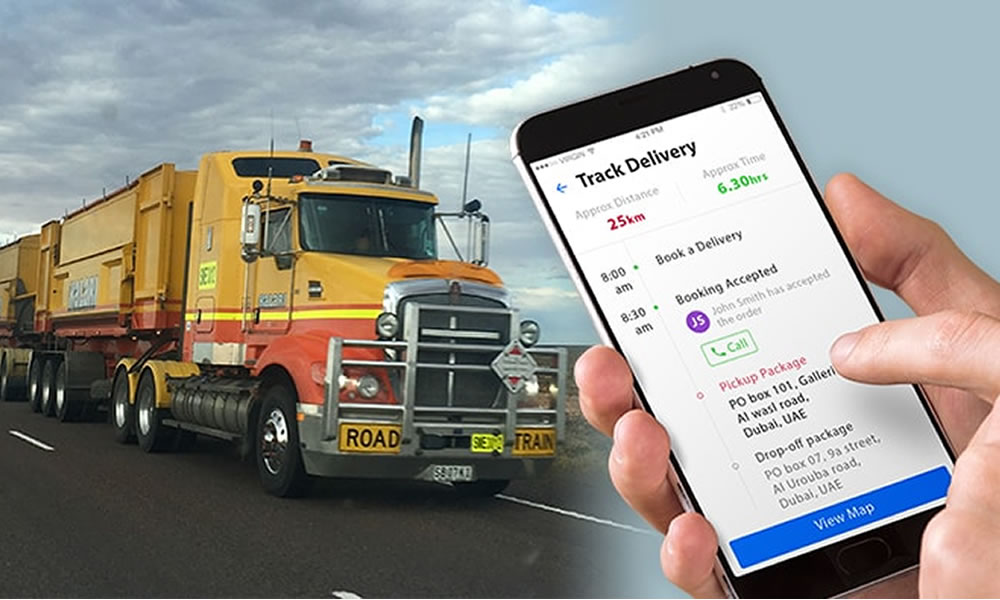 Trinetra Fleet Management operates with future technology upfront.