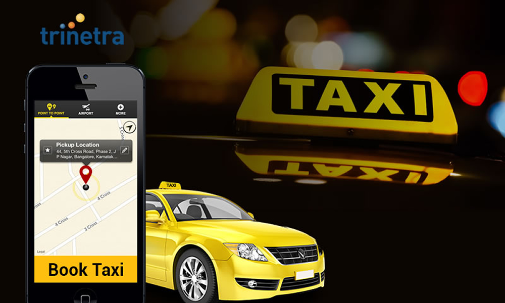 How operators can enhance the cab booking experience with Trinetra's application