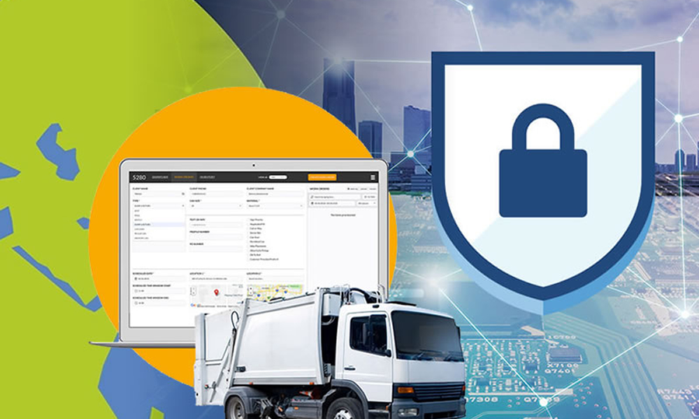 Fleets can rely on the flexible, secure and scalable application by Trinetra.