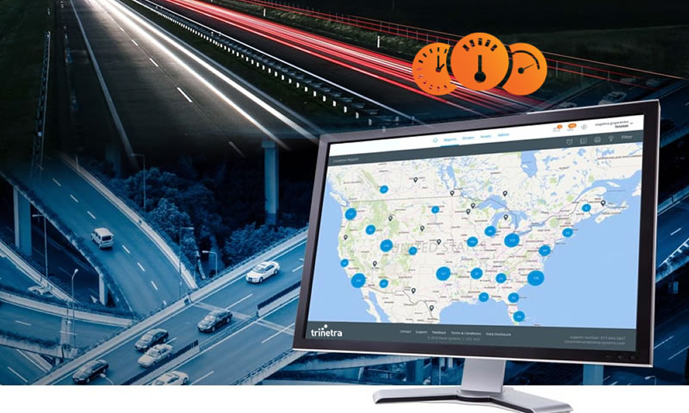 Gain better fleet performance and results using the flexibility of your reports.