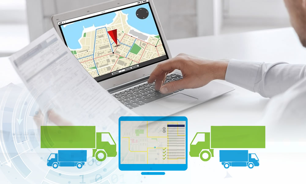 Benefit from efficient route planning and monitoring